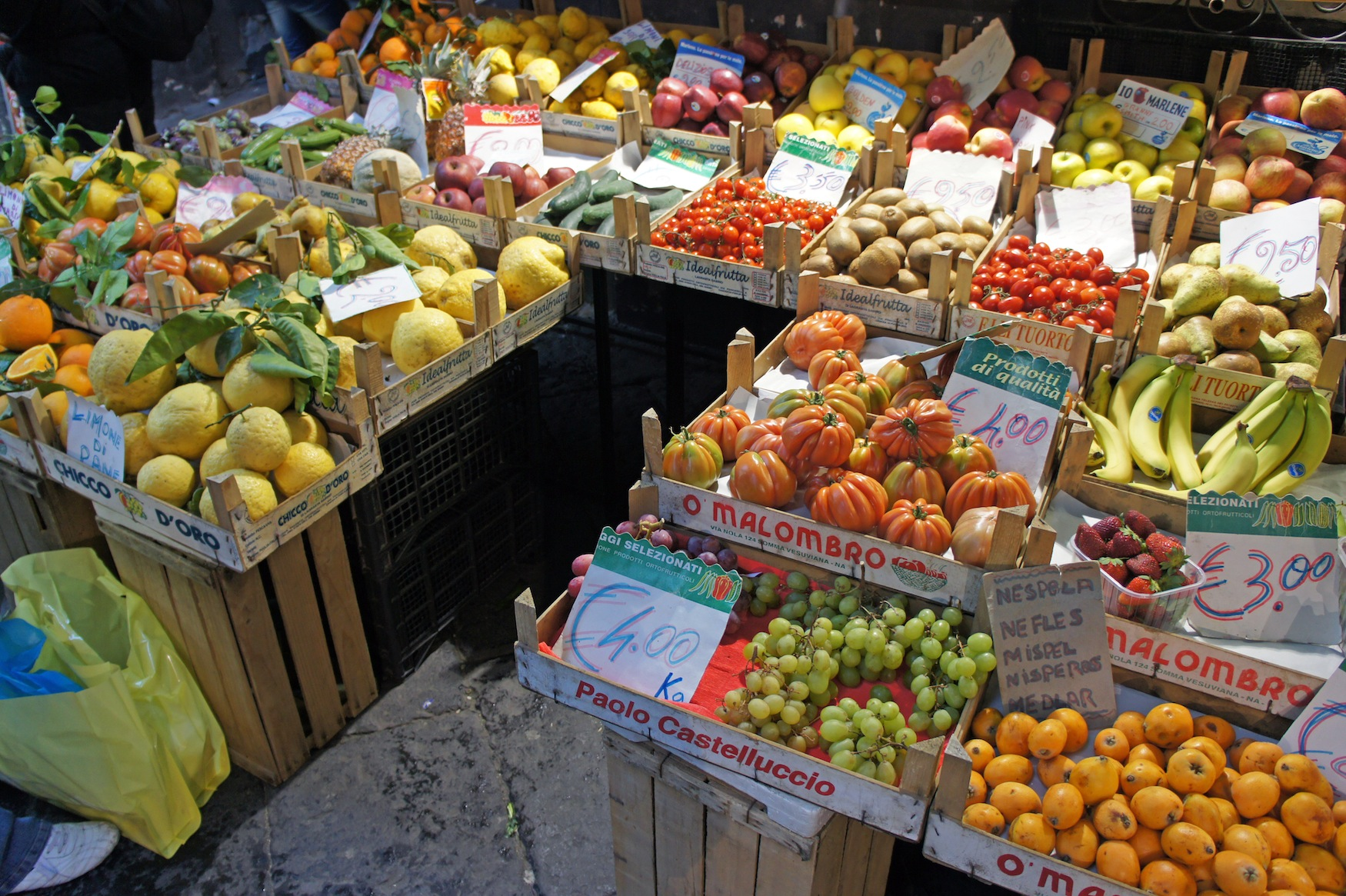 The italian challenge for Amalfi coast cuisine