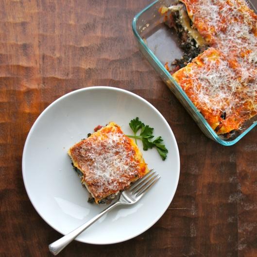 Kale Lasagna 2