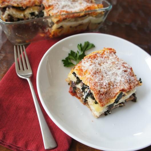 Kale Lasagna 3